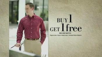 JoS. A. Bank TV Spot, 'Fill Your Closet' - Thumbnail 7