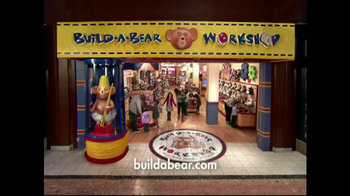 Build-A-Bear Workshop TV Spot