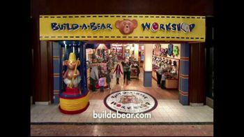 Build-A-Bear Workshop TV Spot