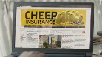 Esurance TV Spot, 'Cheep Insurance'