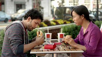 McDonald's TV Spot, 'Three-Mendous CBO'