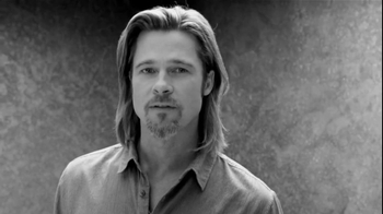 Chanel No. 5 TV Spot, 'There You Are' Featuring Brad Pitt - Thumbnail 9