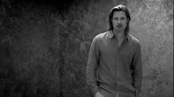 Chanel No. 5 TV Spot, 'There You Are' Featuring Brad Pitt - Thumbnail 2