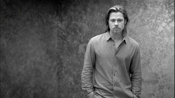 Chanel No. 5 TV Spot, 'There You Are' Featuring Brad Pitt - Thumbnail 3