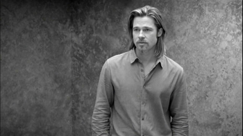 Chanel No. 5 TV Spot, 'There You Are' Featuring Brad Pitt - Thumbnail 4