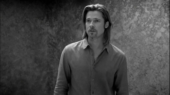 Chanel No. 5 TV Spot, 'There You Are' Featuring Brad Pitt - Thumbnail 5