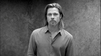 Chanel No. 5 TV Spot, 'There You Are' Featuring Brad Pitt - Thumbnail 6