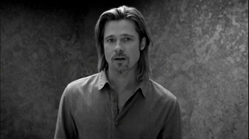 Chanel No. 5 TV Spot, 'There You Are' Featuring Brad Pitt - Thumbnail 7