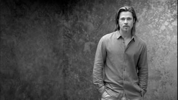 Chanel No. 5 TV Spot, 'There You Are' Featuring Brad Pitt - 80 commercial airings