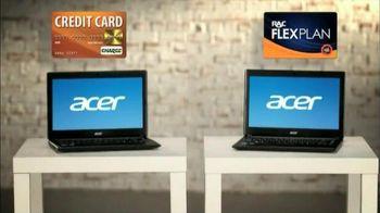 Rent-A-Center Flex Plan TV Spot, 'Acer'