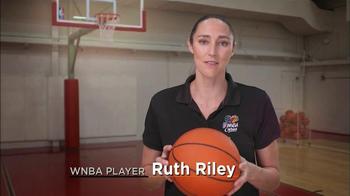 No Kid Hungry TV Spot Feat Ruth Riley - Thumbnail 1