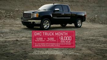 2012 GMC Sierra TV Spot, 'Truck Month' - Thumbnail 9