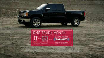 2012 GMC Sierra TV Spot, 'Truck Month' - 76 commercial airings