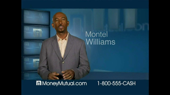 Money Mutual TV Spot 'Past Due' feat. Montel Williams - Thumbnail 4