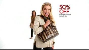 Macy's 1-Day Sale TV Spot, 'October 20' - 937 commercial airings