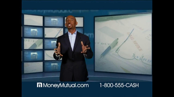 Money Mutual TV Spot, 'Fast Extra Cash' feat. Montel Williams - Thumbnail 1