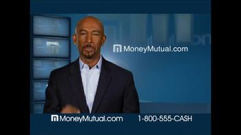 Money Mutual TV Spot, 'Fast Extra Cash' feat. Montel Williams - Thumbnail 4