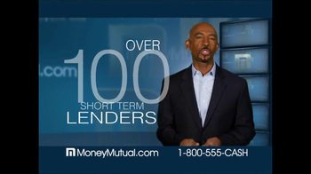 Money Mutual TV Spot, 'Fast Extra Cash' feat. Montel Williams - Thumbnail 5