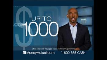 Money Mutual TV Spot, 'Fast Extra Cash' feat. Montel Williams - Thumbnail 6