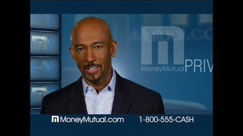 Money Mutual TV Spot, \'Fast Extra Cash\' feat. Montel Williams