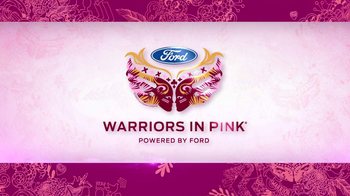 Ford Warriors in Pink TV Spot Featuring Rocky Carroll  - Thumbnail 6