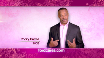 Ford Warriors in Pink TV Spot Featuring Rocky Carroll  - 3 commercial airings