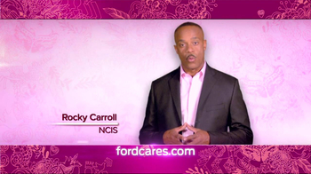 Ford Warriors in Pink TV Spot Featuring Rocky Carroll  - Thumbnail 3