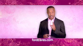 Ford Warriors in Pink TV Spot Featuring Rocky Carroll  - Thumbnail 4