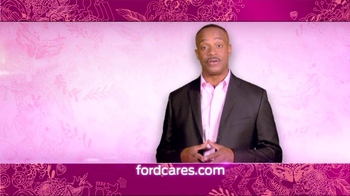 Ford Warriors in Pink TV Spot Featuring Rocky Carroll  - Thumbnail 5
