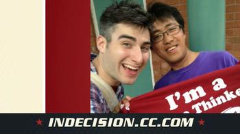 Dr Pepper TV Spot, 'Dr Pepper Indecision'