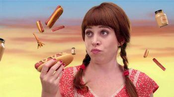 Zeebox TV Spot, 'Fancy French Mustard'