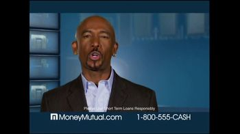 Money Mutual TV Spot, 'Bills' Featuring Montel Williams - 764 commercial airings