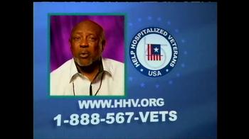 Help Hospitalized Veterans TV Spot Featuring Lou Gossett Jr. - Thumbnail 9