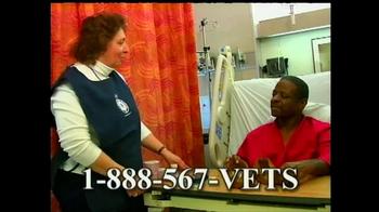 Help Hospitalized Veterans TV Spot Featuring Lou Gossett Jr. - Thumbnail 6