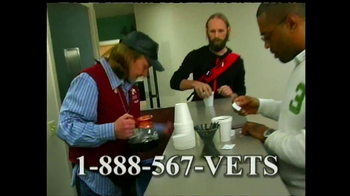 Help Hospitalized Veterans TV Spot Featuring Lou Gossett Jr. - Thumbnail 7