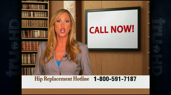 Weitz and Luxenberg TV Spot, 'Hip Implant Lawsuit' - Thumbnail 6