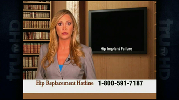 Weitz and Luxenberg TV Spot, 'Hip Implant Lawsuit' - Thumbnail 2