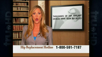 Weitz and Luxenberg TV Spot, 'Hip Implant Lawsuit' - Thumbnail 4