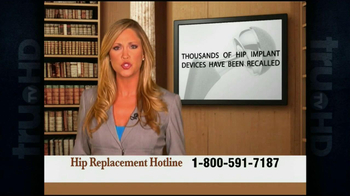Weitz and Luxenberg TV Spot, 'Hip Implant Lawsuit' - Thumbnail 5