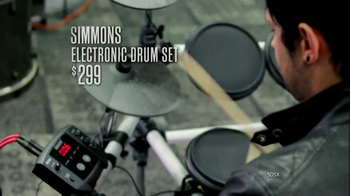 Guitar Center Columbus Day Sale TV Spot - Thumbnail 3