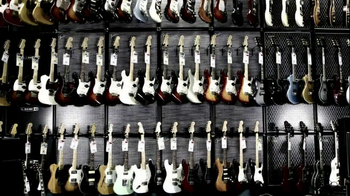 Guitar Center Columbus Day Sale TV Spot - Thumbnail 4