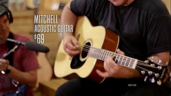 Guitar Center Columbus Day Sale TV Spot - Thumbnail 7