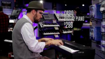 Guitar Center Columbus Day Sale TV Spot - Thumbnail 9