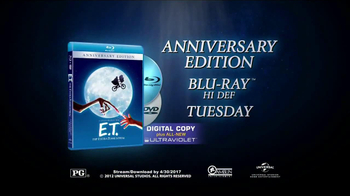 E.T. Anniversary Edition Blu-ray TV Spot - Thumbnail 7