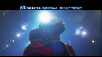 E.T. Anniversary Edition Blu-ray TV Spot - Thumbnail 1