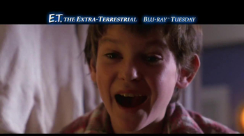 E.T. Anniversary Edition Blu-ray TV Spot - Thumbnail 2