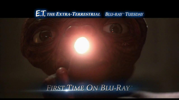 E.T. Anniversary Edition Blu-ray TV Spot - Thumbnail 3