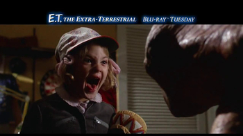 E.T. Anniversary Edition Blu-ray TV Spot