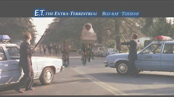 E.T. Anniversary Edition Blu-ray TV Spot - Thumbnail 6