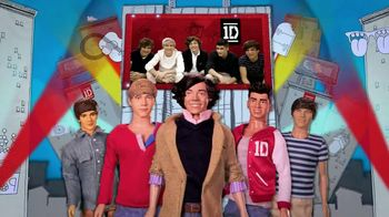 One Direction Dolls: Sweepstakes thumbnail